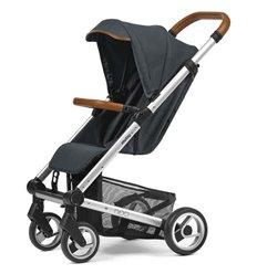Дитяча прогулянкова коляска Mutsy Nexo Grey Melange