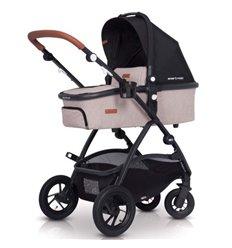 Дитяча коляска 2 в 1 EasyGo Optimo Air 2019 Sand