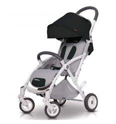 Дитяча прогулянкова коляска EasyGo Minima plus Carbon