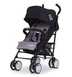 Дитяча прогулянкова коляска Euro-Cart Ezzo Anthracite