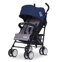Дитяча прогулянкова коляска Euro-Cart Ezzo Denim