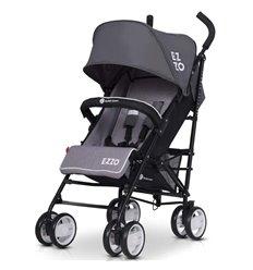 Дитяча прогулянкова коляска Euro-Cart Ezzo Graphite
