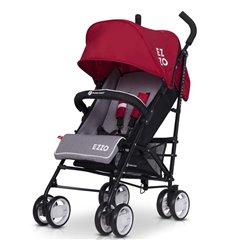 Дитяча прогулянкова коляска Euro-Cart Ezzo Scarlet