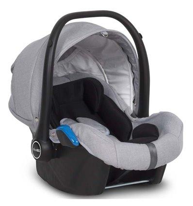 Автокрісло дитяче EasyGo Starter+ Grey, 0-13 кг