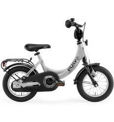 Велосипед двоколісний Puky Z 12-1 alu сірий