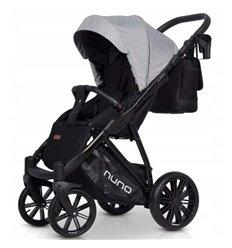 Дитяча прогулянкова коляска Riko Nuno 04 Grey Fox