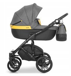 Дитяча коляска 2 в 1 Expander Enduro 05 Yellow