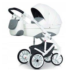 Дитяча коляска 2 в 1 Expander Xenon 01 White