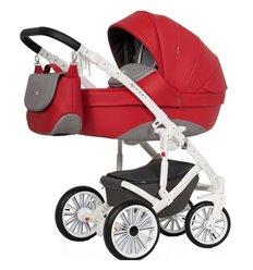 Дитяча коляска 2 в 1 Expander Xenon 03 Scarlet