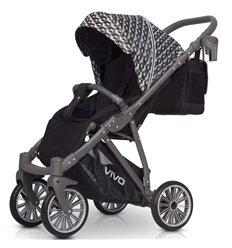 Дитяча прогулянкова коляска Expander Vivo 01 Carbon