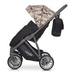 Дитяча прогулянкова коляска Expander Vivo Military 01
