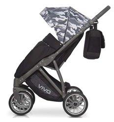 Дитяча прогулянкова коляска Expander Vivo Military 02
