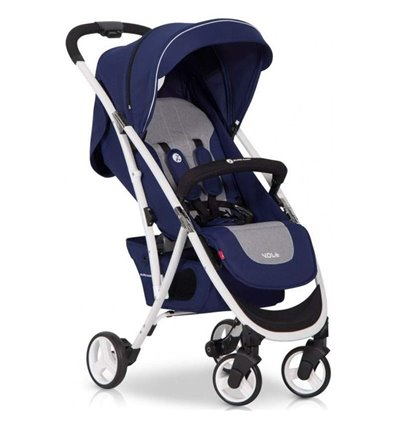 Дитяча прогулянкова коляска Euro-Cart Volt Denim