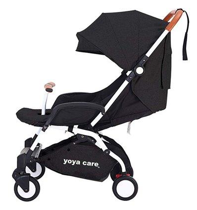 Дитяча прогулянкова коляска Yoya Care 2018 чорна