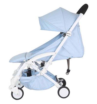 Дитяча прогулянкова коляска Yoya Care Wider бірюзова
