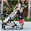 Дитяча прогулянкова коляска Yoya Care Future 2019 фіолетова