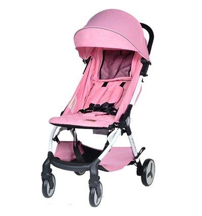 Дитяча прогулянкова коляска Yoya Care Future 2019 рожева