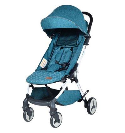 Дитяча прогулянкова коляска Yoya Care Future 2019 синя