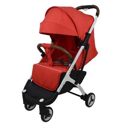 Дитяча прогулянкова коляска Yoya Plus 3 червона