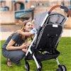 Дитяча прогулянкова коляска Yoya Plus 3 світло синя