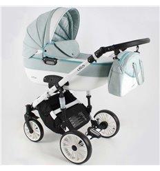 Дитяча коляска 3 в 1 Adbor Ottis White Ow-04