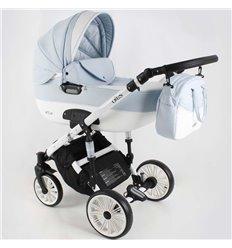 Дитяча коляска 3 в 1 Adbor Ottis White Ow-05