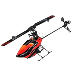 Вертоліт 3D мікро р/у 2.4GHz WL Toys V922 FBL оранжевий
