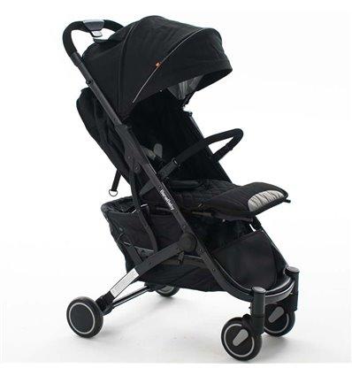 Дитяча прогулянкова коляска BeneBaby D200 чорна