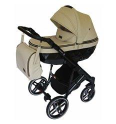 Дитяча коляска 2 в 1 Broco Chance 104 beige