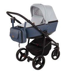Дитяча коляска 2 в 1 Adamex Reggio Y41-CZ