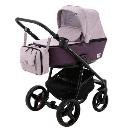 Дитяча коляска 2 в 1 Adamex Reggio Y59
