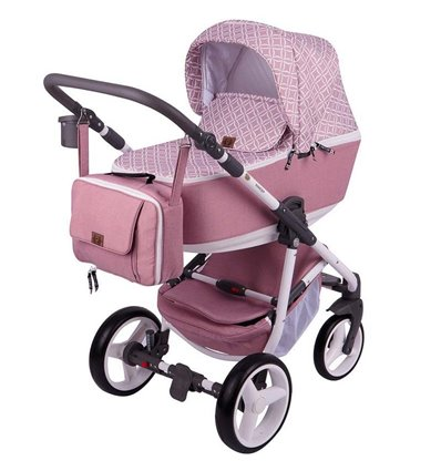 Дитяча коляска 2 в 1 Adamex Riccio Q220