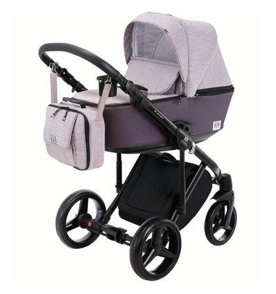 Дитяча коляска 2 в 1 Adamex Riccio Y59