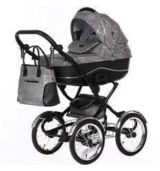 Дитяча коляска 2 в 1 Tako Bella Donna 03