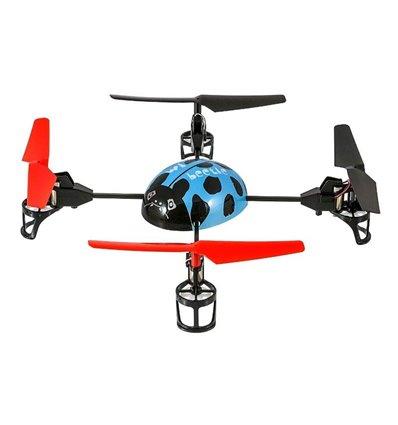 Квадрокоптер 2.4Ghz WL Toys V929 Beetle синій
