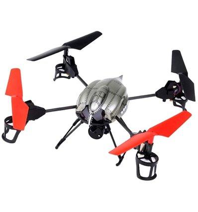 Квадрокоптер р/у 2.4Ghz WL Toys V979 Spray водяна гармата