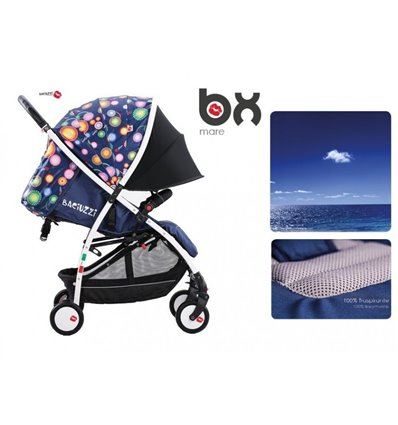 Дитяча прогулянкова коляска Baciuzzi BX Mare