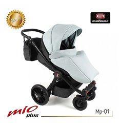 Дитяча прогулянкова коляска Adbor Mio Plus Mp-01