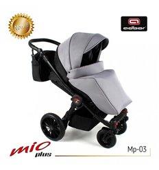 Дитяча прогулянкова коляска Adbor Mio Plus Mp-03