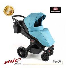 Дитяча прогулянкова коляска Adbor Mio Plus Mp-06