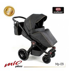 Дитяча прогулянкова коляска Adbor Mio Plus Mp-09