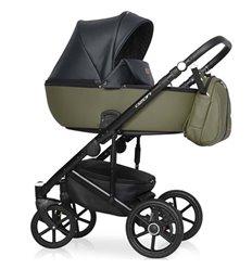 Дитяча коляска 2 в 1 Riko Ozon 02 Olive