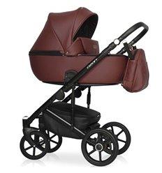 Дитяча коляска 2 в 1 Riko Ozon 04 Brown
