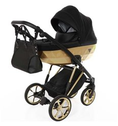 Дитяча коляска 2 в 1 Tako Junama Diamond V-Plus 03 Gold