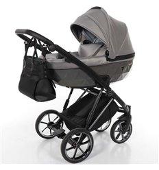 Дитяча коляска 2 в 1 Tako Junama Diamond V-Plus 05 Grey