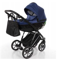 Дитяча коляска 2 в 1 Tako Junama Diamond V-Plus 06 Blue