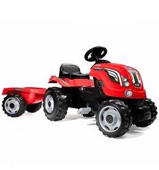 Трактор педальний з причіпом FARMER XL Smoby 710108