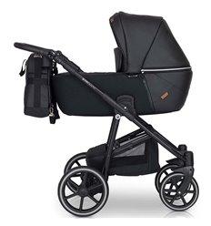 Дитяча коляска 2 в 1 Verdi Verano 04 Black