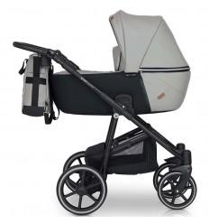 Дитяча коляска 2 в 1 Verdi Verano 05 Grey