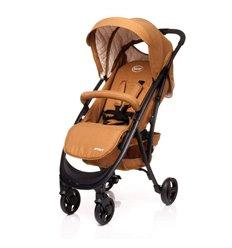 Дитяча прогулянкова коляска 4Baby Smart Brown